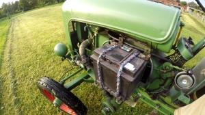 Holder Traktor