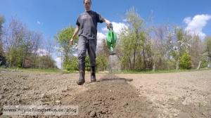 Komposttee richtig anwenden
