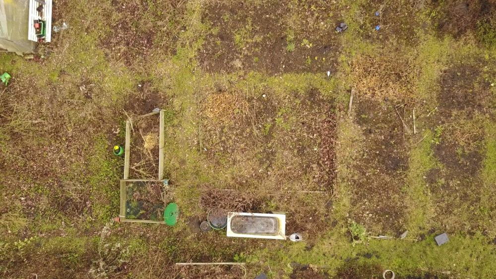 Der Muster Biogarten