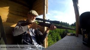 Selbstversorgung und die Jagd