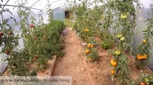 Gartenbesuch