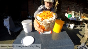 Suppengemuese selbst herstellen