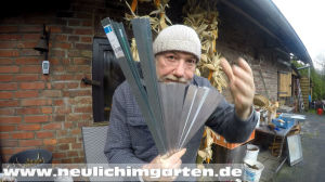 Gartenwerkzeug selber bauen