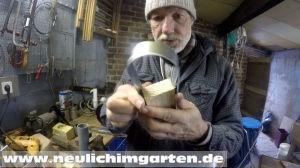 Gartenwerkzeug selber bauen ganz einfach