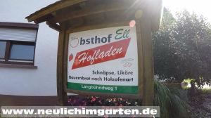 Obsthof Ell Logo