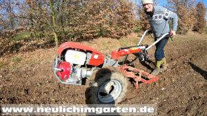 Pfluglose Bodenbearbeitung