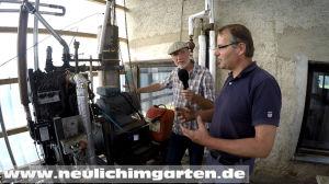 Blockheizkraftwerk Eigenbau