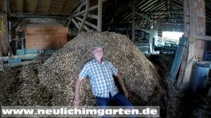 Holzhackschnitzelkraftwerk