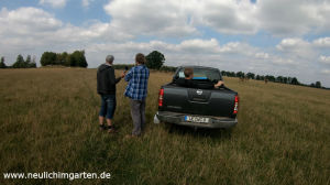 Auf Safari in Deutschland