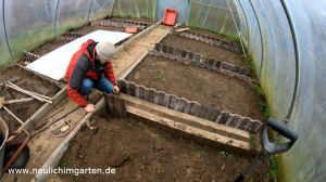 Raised beds bauen
