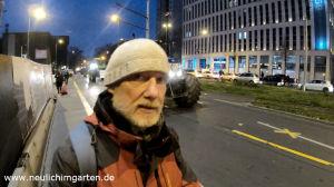 Bauerndemo in Berlin live dabei