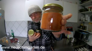 Chilipulver selbst herstellen